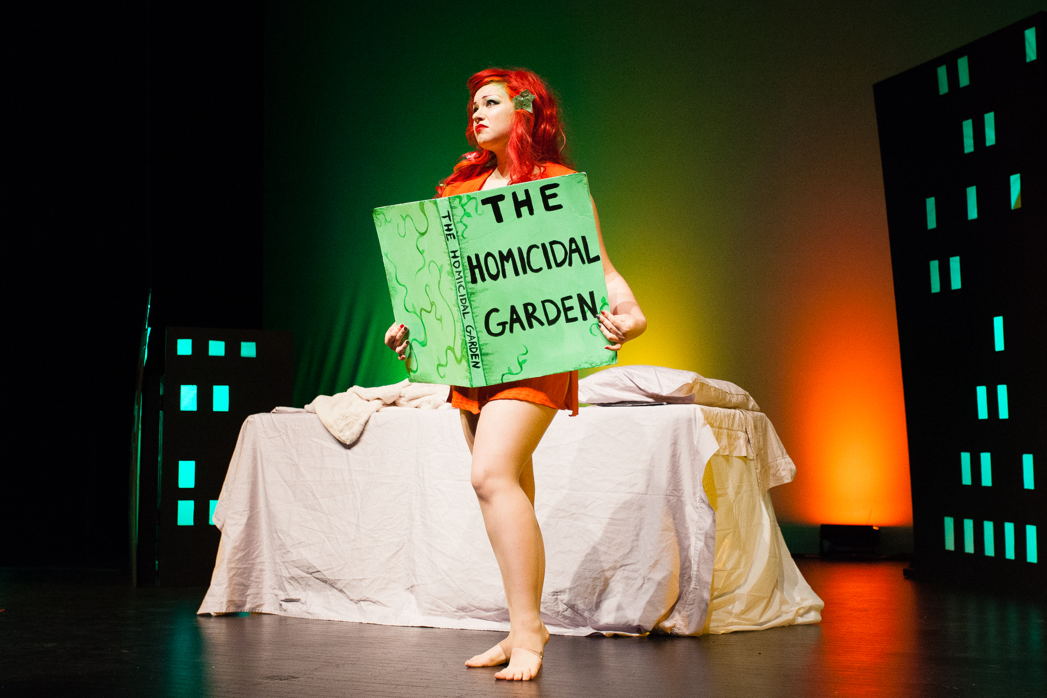 8) Zilly Lilly As Poison Ivy (Photo By Craig Symonds)