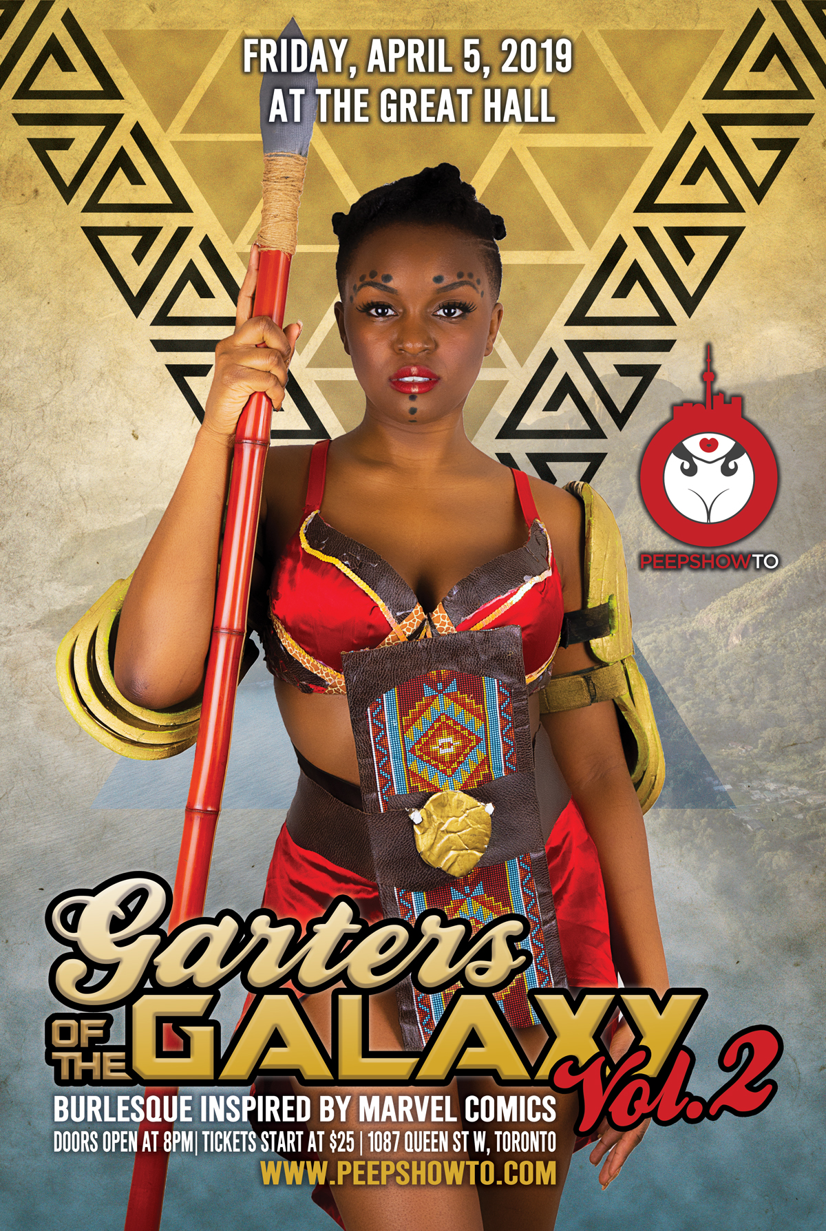 Garters of the Galaxy Vol. 2 2019