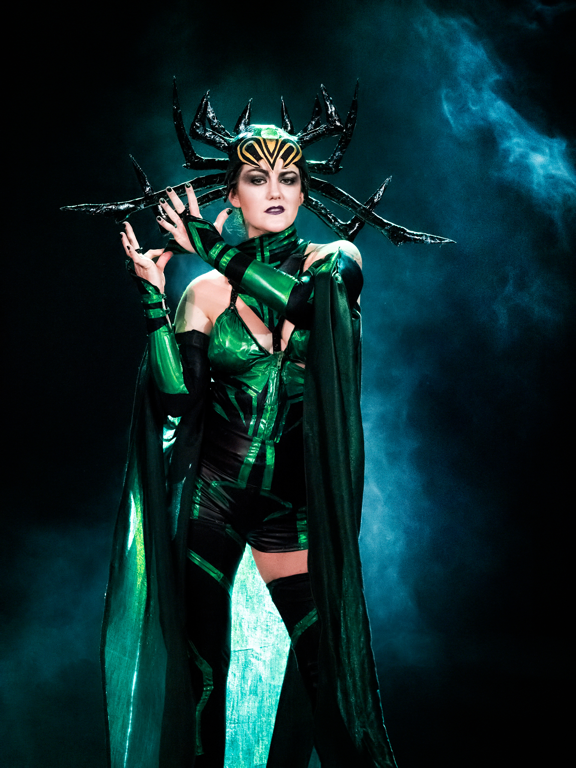Maria Juana as Hela by Lick my Lenscap